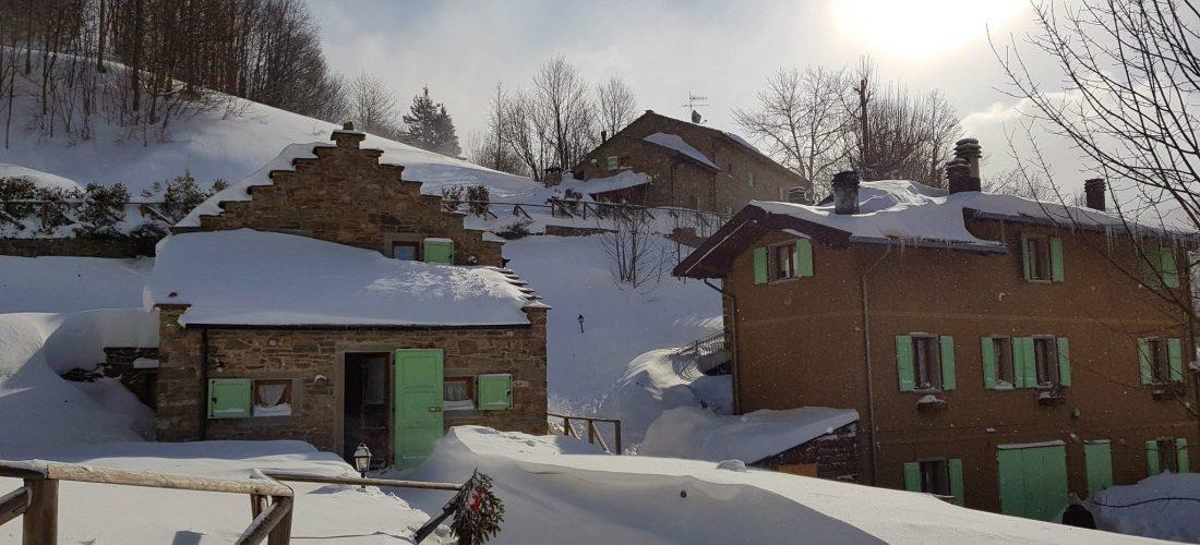 Casa Croce di Fechin   a solo €65 al giorno per 4 persone…
